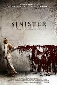 Sinister - Scott Derrickson and Blumhouse productions| A Constantly Racing Mind