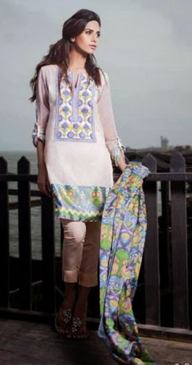 Farah Leghari - Eid Collection 2014