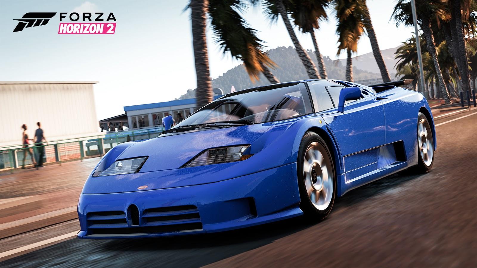 Forza Horizon 2 Imagens E Trailer Da Dlc Alpinestars