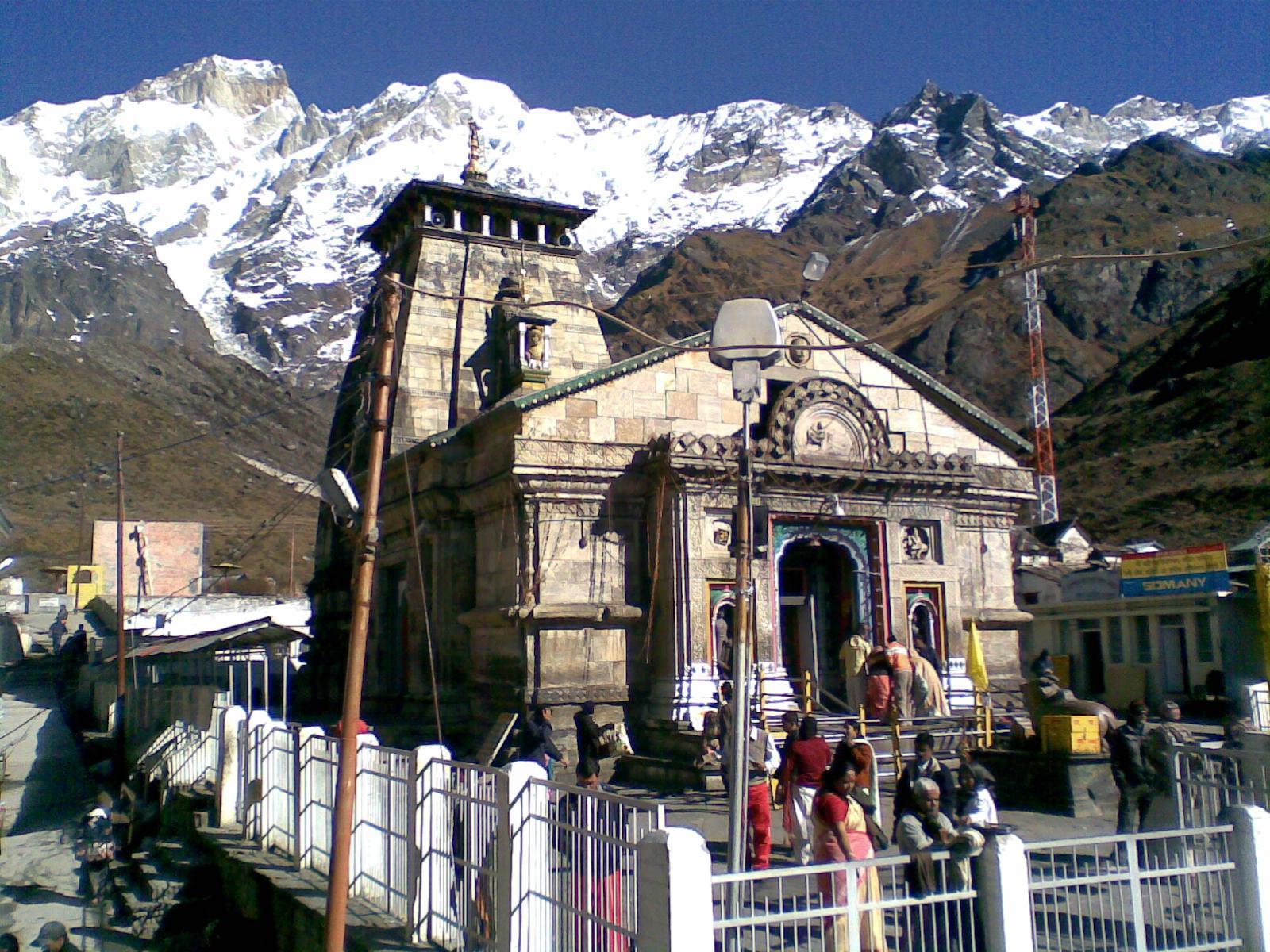 Kedarnath Temple