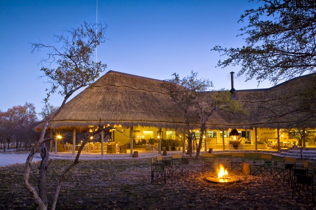 Mushara Bush Camp Namibia