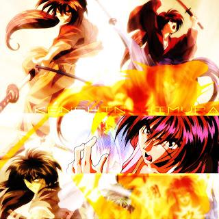 kenshin himura anime pictur e
