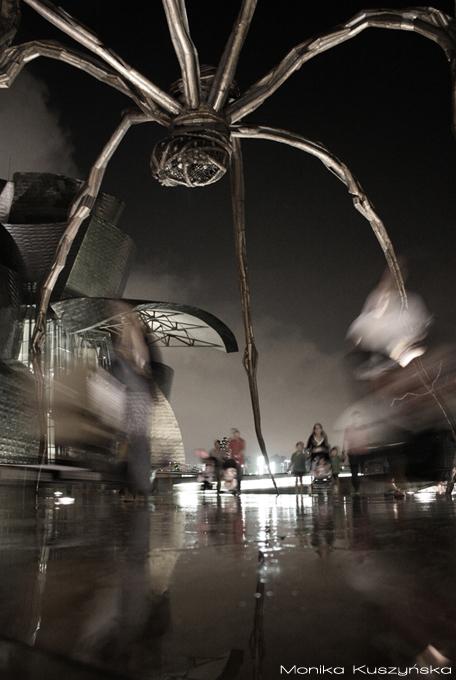 Bilbao, Hiszpania, Guggenheim Museum, Monika Kuszyńska, fotografia