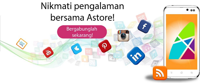 Download Aplikasi Penambah Pulsa (aStore) APK