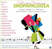 Fall into Christmas SHOPAPALOOZA