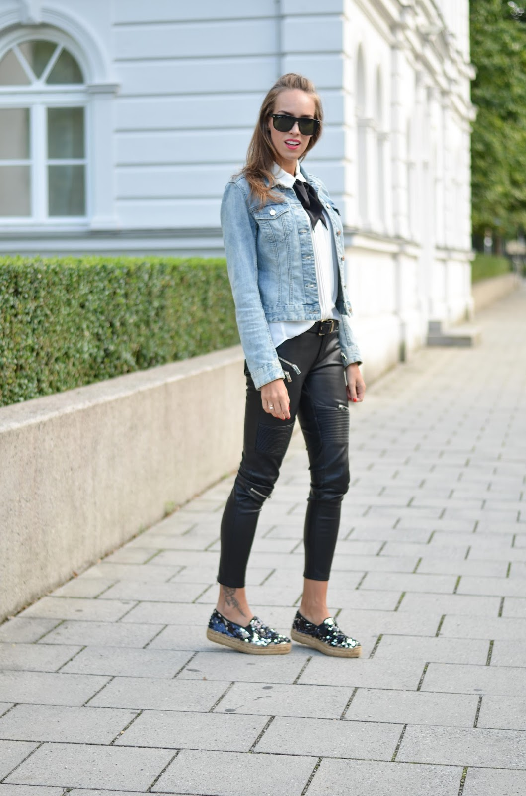 kristjaana mere fall 2015 casual outfit munich street style