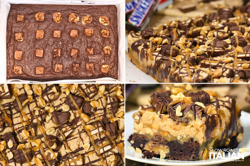 http://theslowroasteditalian-printablerecipe.blogspot.com/2014/05/outrageously-peanutty-snickers-brownies.html