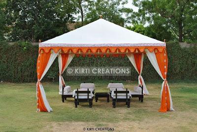 Classic Luxury Tent