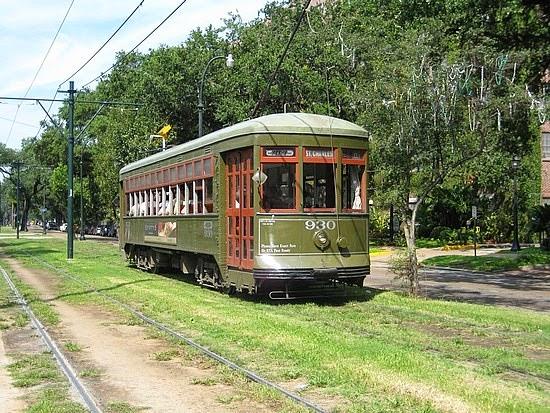 Street Car New Orleans