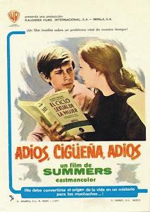Ver Película Adiós, Cigueña Adiós Online Gratis (1971)