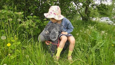 Большая игрушка: подарок малышу - украсить интерьер детской