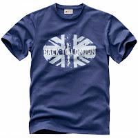 Tricou cu imprimeu pentru barbati