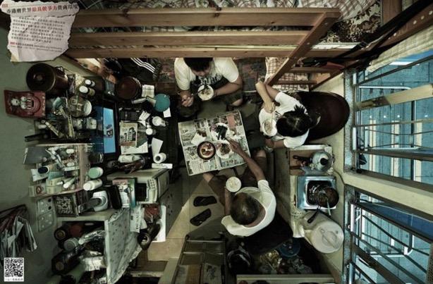 Kehidupan Rakyat Hong Kong yang Menyedihkan