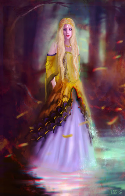 http://t00xicpanda.deviantart.com/art/Lady-of-High-Wood-363557509