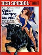 Woman Riding Beast