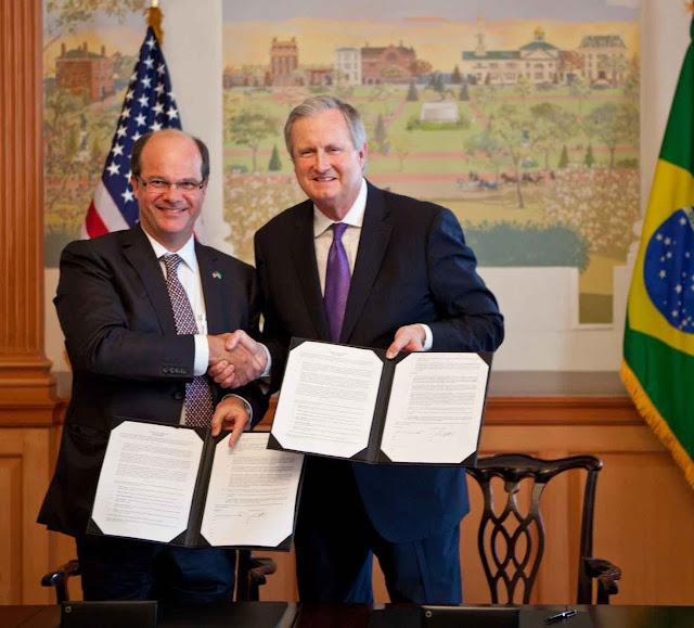 Boeing e Embraer fazem acordo para cooperação de negócios