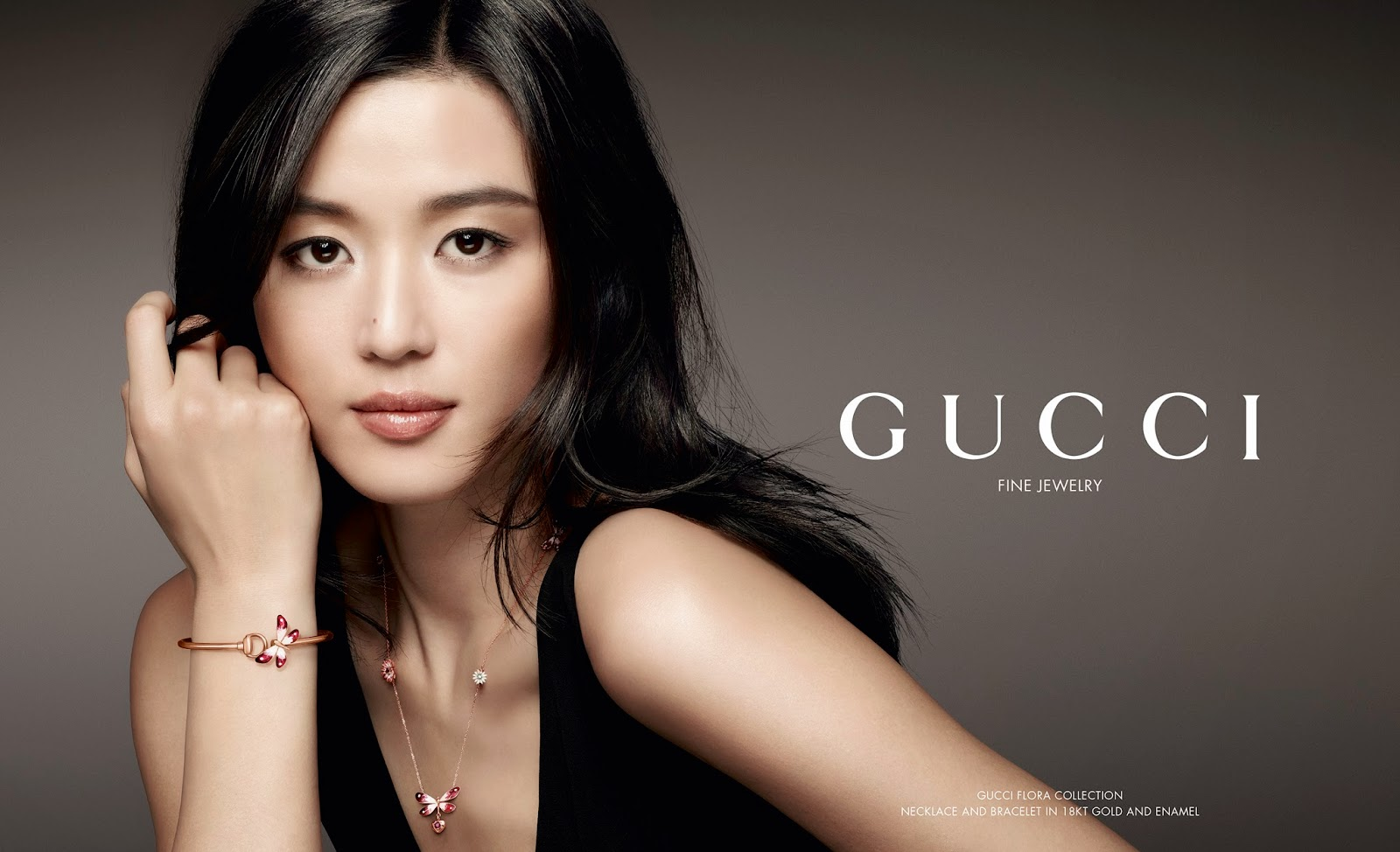 Gucci Unveils Ad Campaign Starring Gianna Jun!