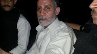 فيديو لحظة القبض على محمد بديع المرشد العام لجماعة الإخوان المسلمين
