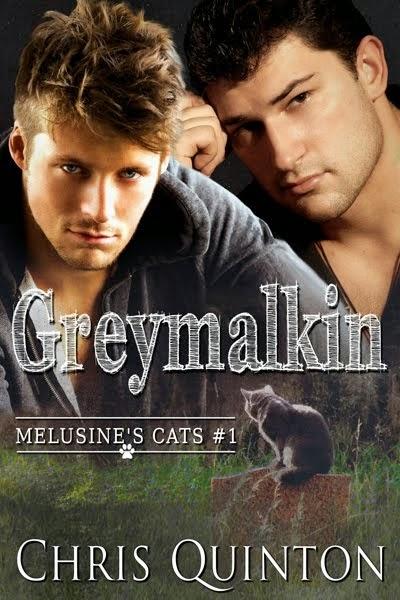 Greymalkin - Melusine's Cats #1