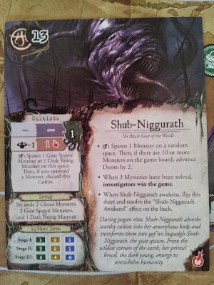 Eldritch Horror Shub-Niggurath