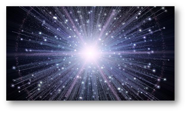 O Big Bang ou A Grande Explosão