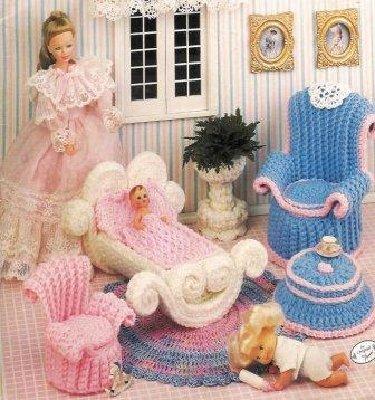 Как сделать мебель своими руками для кукольного
