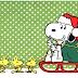Ο Σνούπυ Άγιος Βασίλης...