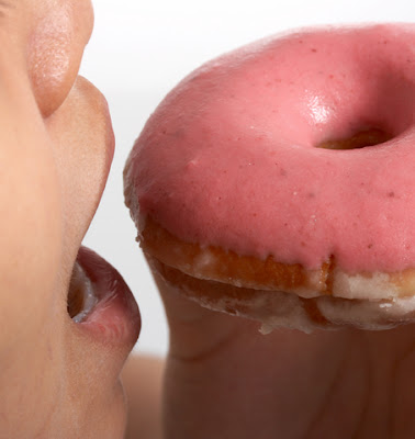 Strawberry Doughnut