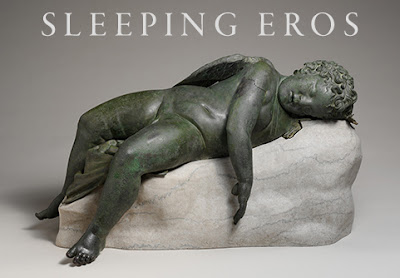 'Sleeping Eros' at the Metropolitan Museum of Fine Art