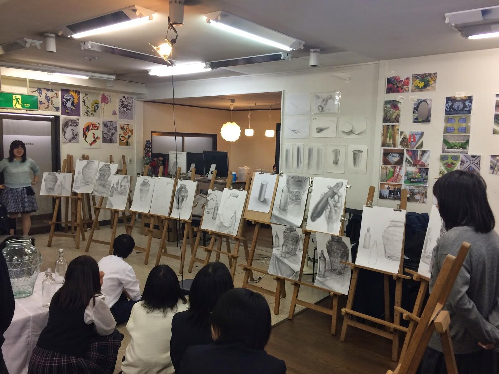 岡山で美大受験なら!美術予備校...