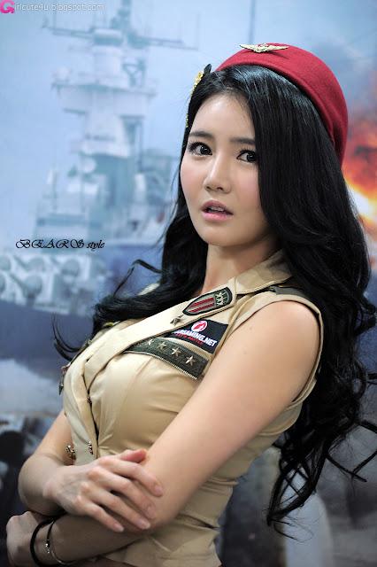4 Ryu Ji Hye at G-STAR 2012-Very cute asian girl - girlcute4u.blogspot.com