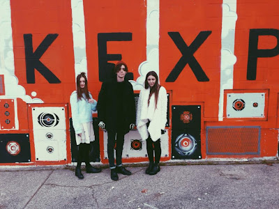 Be Forest live @ KEXP Seattle 2014/11/18