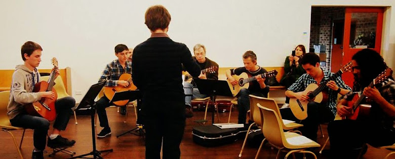 Penrith Classical Guitar Club