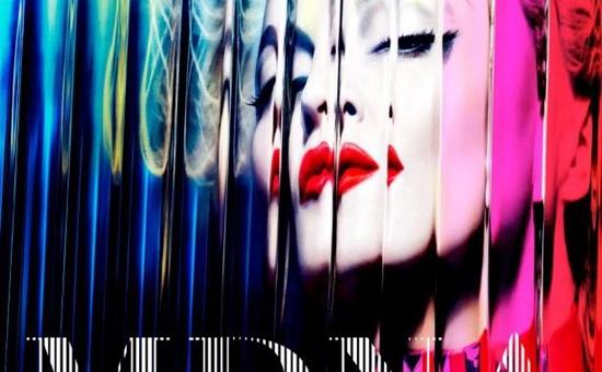 Madonna, nouvel album MDNA