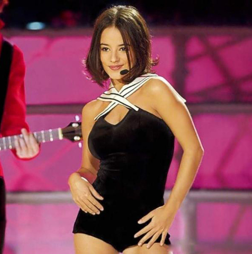 hollywood celebrities aliz201e sexy french singer