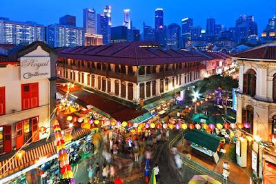 hotel murah di singapore dekat chinatown terbaru