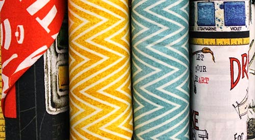 """Fabric Collection: """"Draw Near"""" by Quilting Treasures"""
