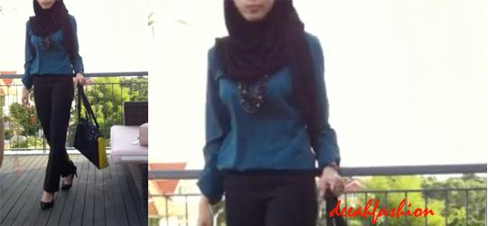 Tips Dan Cara Memilih Baju Kantor Muslim OfficeLook