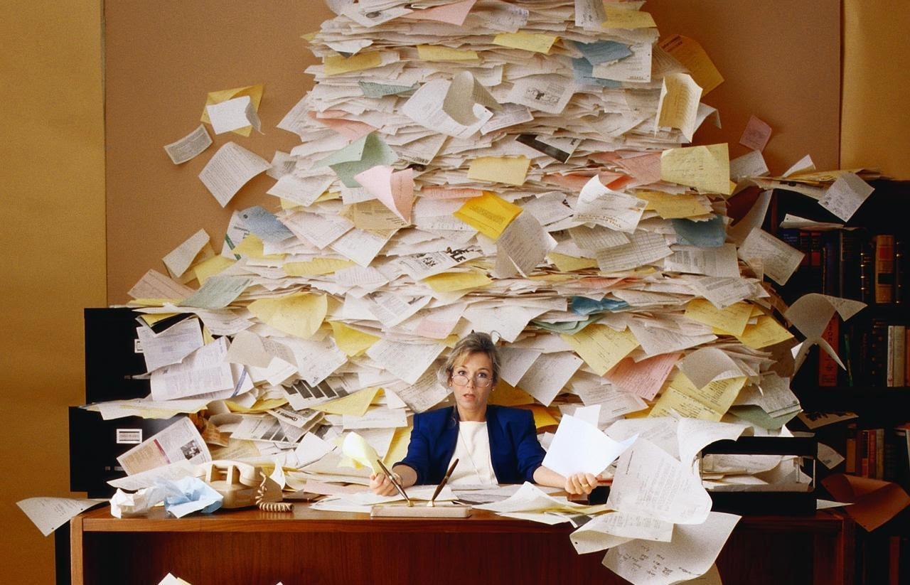 ¿Qué es un Workaholic?