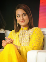 Sonakshi Singh at Lingaa Event in Hyd-cover-photo
