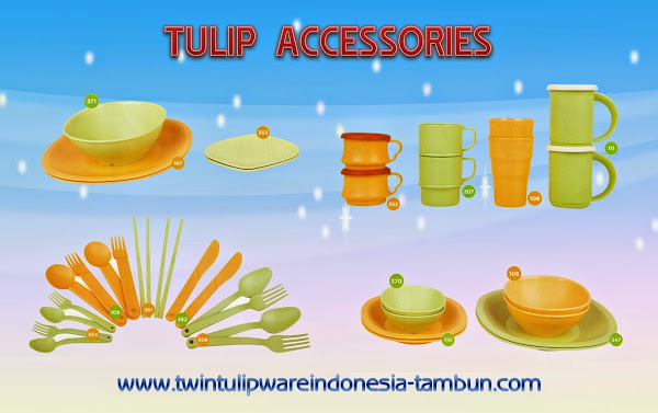 TULIP ACCESSORIES - Katalog Twin Tulipware 2014
