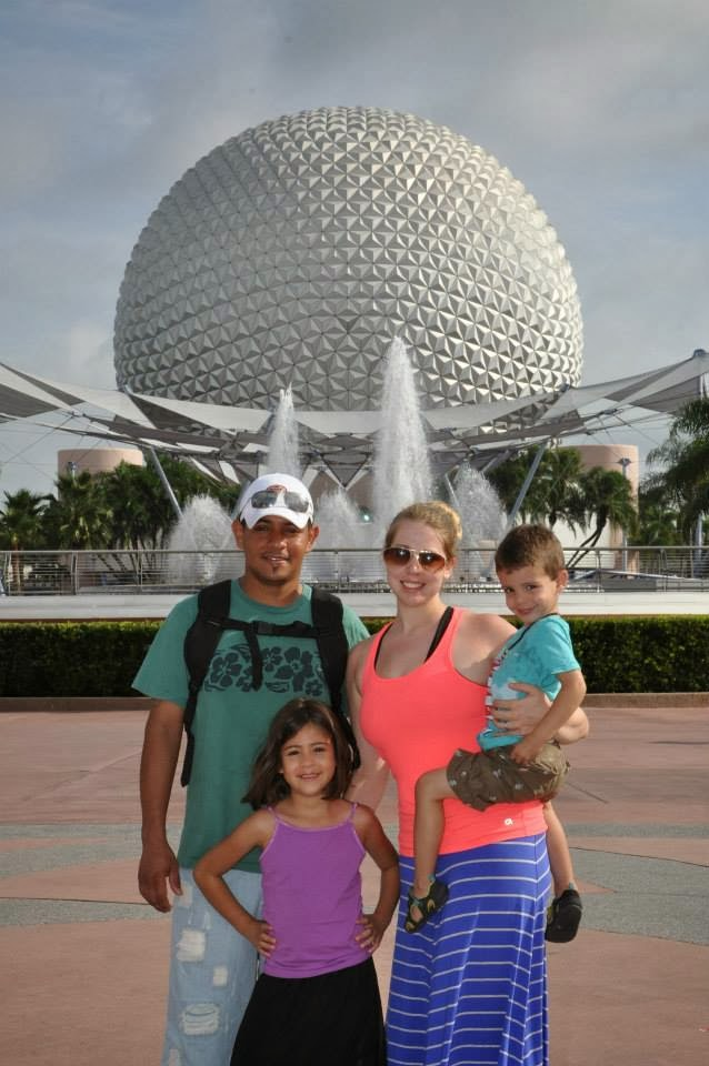 Disney World-Epcot