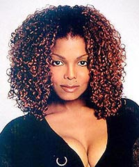 Janet Jackson Hairstyles Hair Celebrity