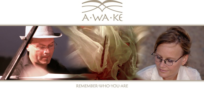 A WA KE - Remember who you are