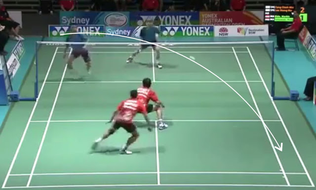 tips badminton