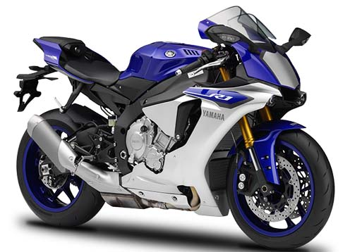 Yamaha YZF-R1 Supersports Bike Review