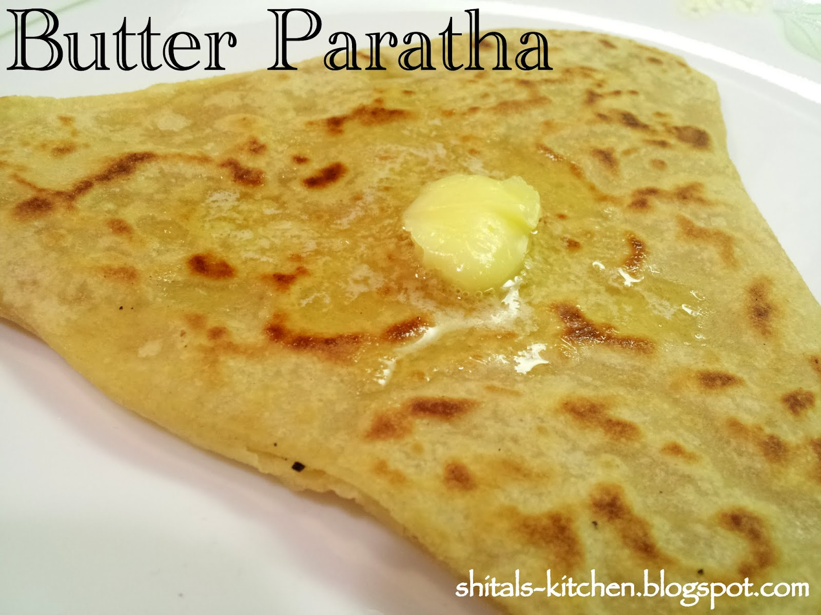 how to make paratha without rolling pin