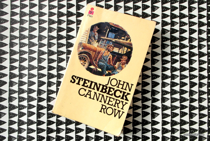 a short analysis of cannery row by john steinbeck Character development in john steinbeck's cannery row essay the tone of john steinbeck's short novel cannery row is nonjudgmental budget analysis ii | abc.