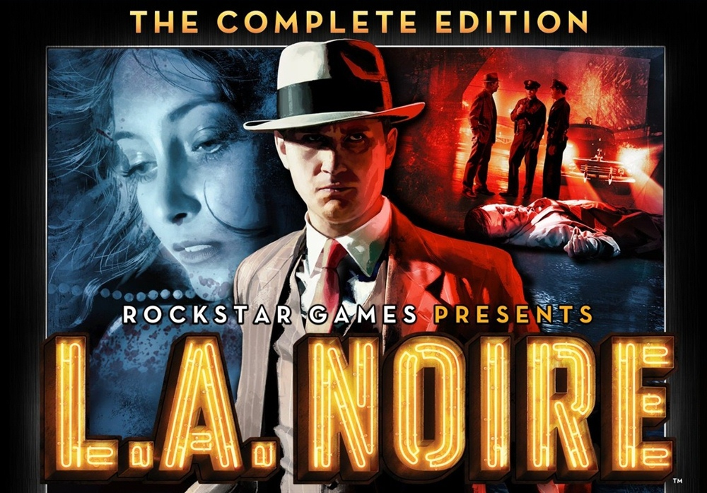 L.A. Noire The Complete Edition Poster