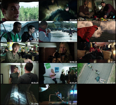 Chronicle (2012) BluRay 720p 600MB